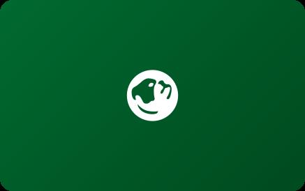 Green Gift Card