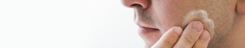 Hydratační krém na obličej pro muže