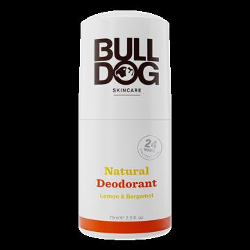 Lemon & Bergamot Natural Deodorant