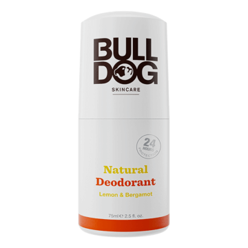 Lemon & Bergamot Natural Deodorant