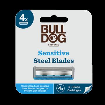Sensitive Steel Blades
